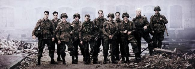 Bratrstvo neohrožených (Band of Brothers) — 1. série