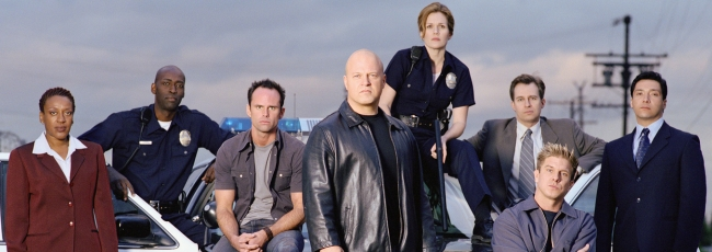 Policejní odznak (Shield, The) — 1. série