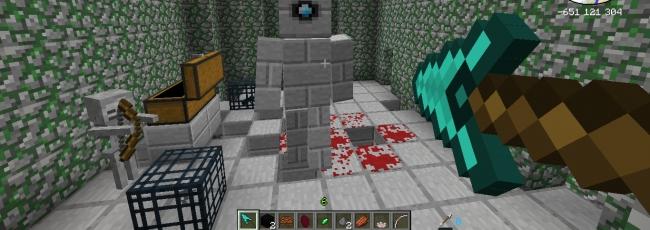 Hexxit  (Minecraft: Hexxit ) — 1. série