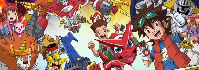 Digimon Xros Wars (Digimon Xros Wars) — 1. série