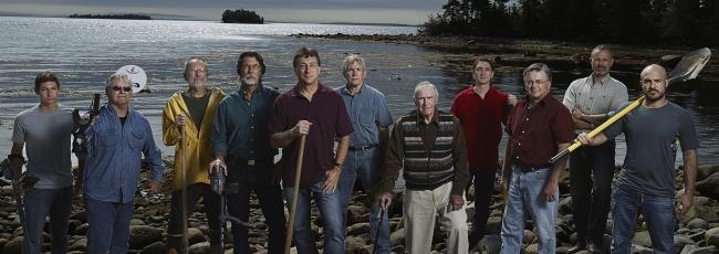 Prokletí ostrova Oak (Curse of Oak Island, The) — 2. série