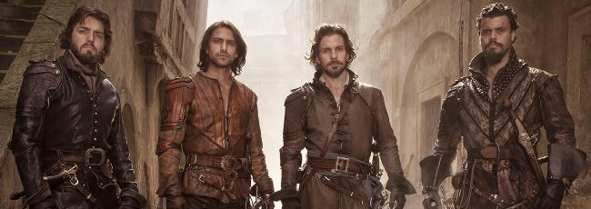 Tři mušketýři (Musketeers, The) — 2. série