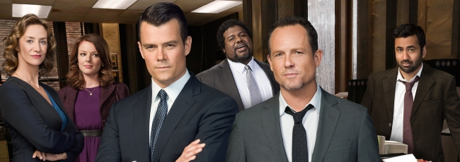 Policie Battle Creek (Battle Creek) — 1. série