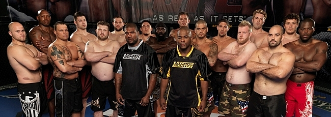 The Ultimate Fighter (Ultimate Fighter, The)