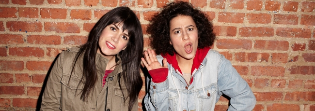 Broad City (Broad City) — 1. série
