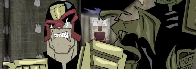 Judge Dredd: Superfiend (Judge Dredd: Superfiend) — 1. série