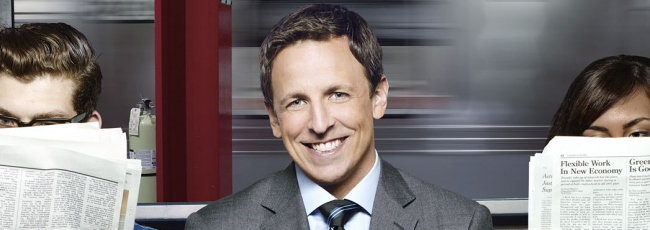 Late Night with Seth Meyers (Late Night with Seth Meyers) — 1. série