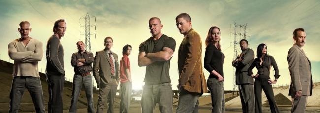 Útěk z vězení (Prison Break) — 4. série