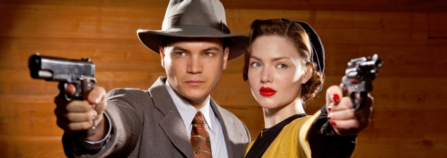 Bonnie and Clyde: Dead and Alive (Bonnie and Clyde: Dead and Alive) — 1. série