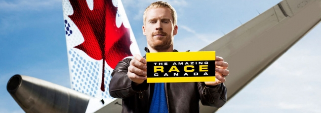 The Amazing Race Canada (Amazing Race Canada, The) — 1. série