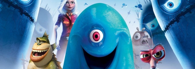Monsters vs. Aliens (Monsters vs. Aliens) — 1. série