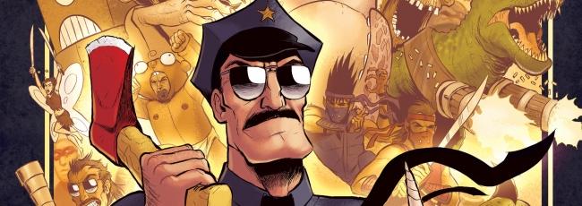 Axe Cop (Axe Cop) — 1. série