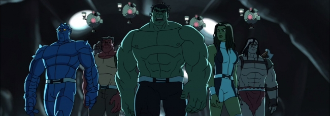 Hulk and the Agents of S.M.A.S.H. (Hulk and the Agents of S.M.A.S.H.) — 1. série