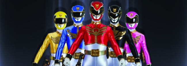 Power Rangers Megaforce (Power Rangers Megaforce) — 1. série