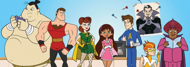 The Awesomes (Awesomes, The) — 1. série