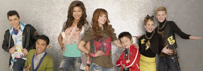 Na parket! (Shake It Up!) — 1. série