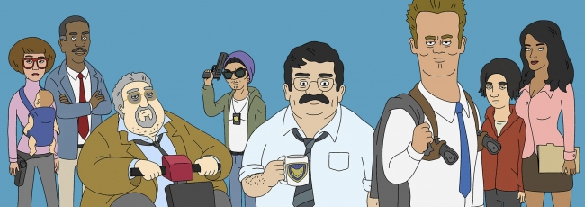 Murder Police (Murder Police) — 1. série