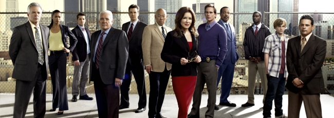 Major Crimes (Major Crimes) — 1. série