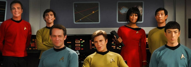 Star Trek Continues (Star Trek Continues) — 1. série