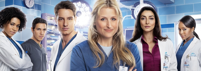 Doktorka Emily (Emily Owens, M.D.) — 1. série