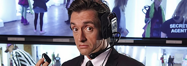 Richard Hammond's Secret Service (Richard Hammond's Secret Service) — 1. série