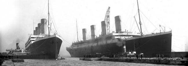 Titanic, krev a ocel (Titanic: Blood and Steel) — 1. série