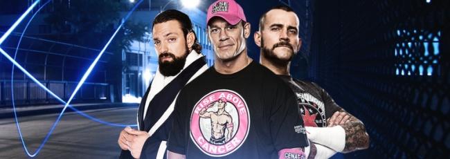 WWE Main Event (WWE Main Event) — 1. série