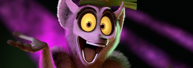 Sláva králi Jelimánovi (All Hail King Julien) — 1. série