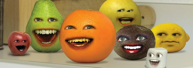 The High Fructose Adventures of Annoying Orange (High Fructose Adventures of Annoying Orange, The) — 1. série