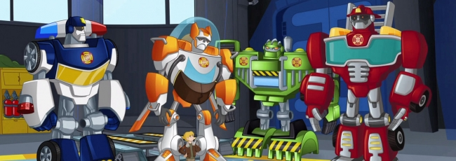 Transformers: Rescue Bots (Transformers: Rescue Bots) — 1. série