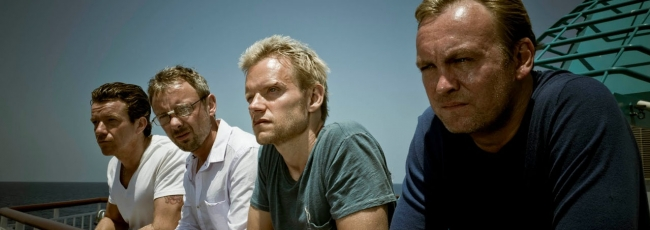 Mad Dogs (Mad Dogs (UK)) — 1. série