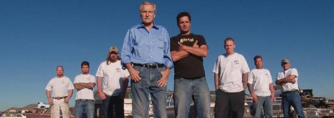 Králové aut v poušti (Desert Car Kings) — 1. série