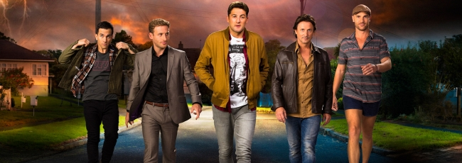 The Almighty Johnsons (Almighty Johnsons, The) — 1. série