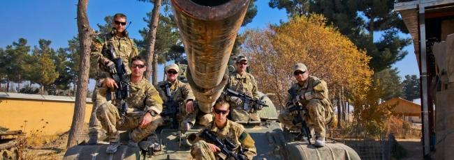 Bomb Patrol: Afghanistan (Pyrotechnická hlídka: Afghánistán) — 1. série