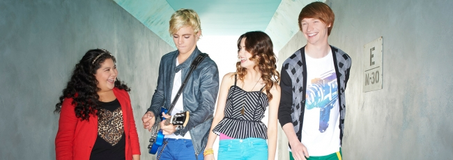 Austin a Ally (Austin & Ally) — 2. série