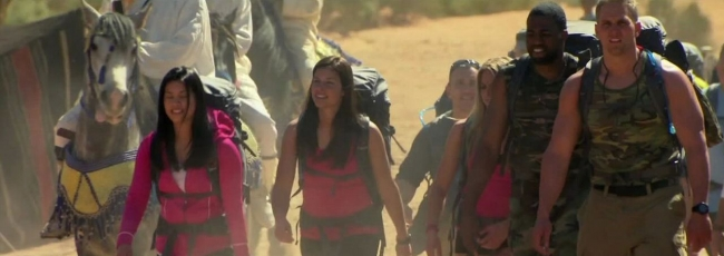 Expedition Impossible (Expedition Impossible) — 1. série