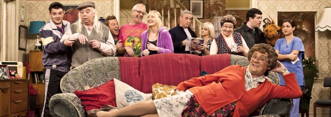 Mrs. Brown's Boys (Mrs. Brown's Boys) — 1. série
