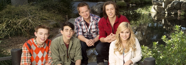 Nakopni to (Kickin' It) — 1. série