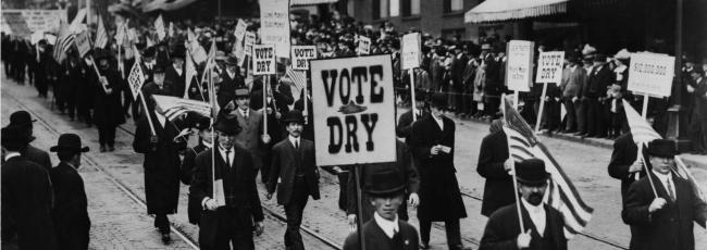 Prohibition (Prohibition) — 1. série