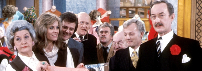 Are You Being Served? (Are You Being Served?) — 1. série