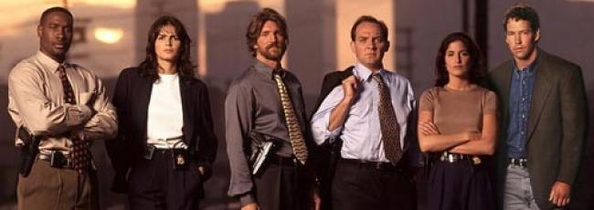C-16: FBI (C-16: FBI) — 1. série