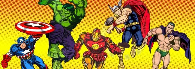 The Marvel Super Heroes (Marvel Super Heroes, The) — 1. série