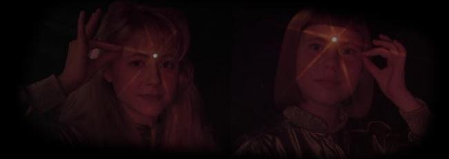 Uprostřed Galaxie zahněte vlevo (Halfway Across the Galaxy and Turn Left) — 1. série