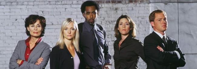 Torontské stíny (Blue Murder) — 1. série