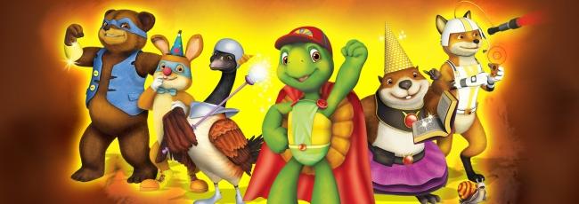Franklin a přátelé (Franklin and Friends) — 1. série