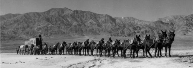 Death Valley Days (Death Valley Days) — 1. série