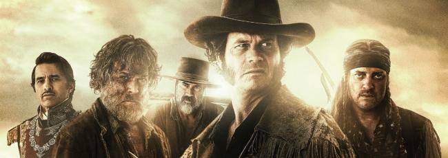 Hrdinové od Alama (Texas Rising) — 1. série