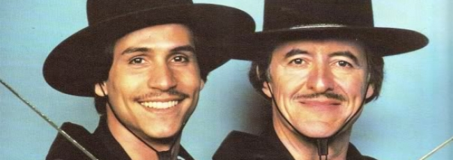 Zorro and Son (Zorro and Son) — 1. série