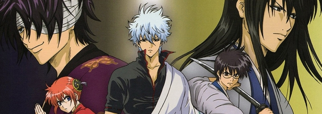 Gintama (Gintama) — 1. série