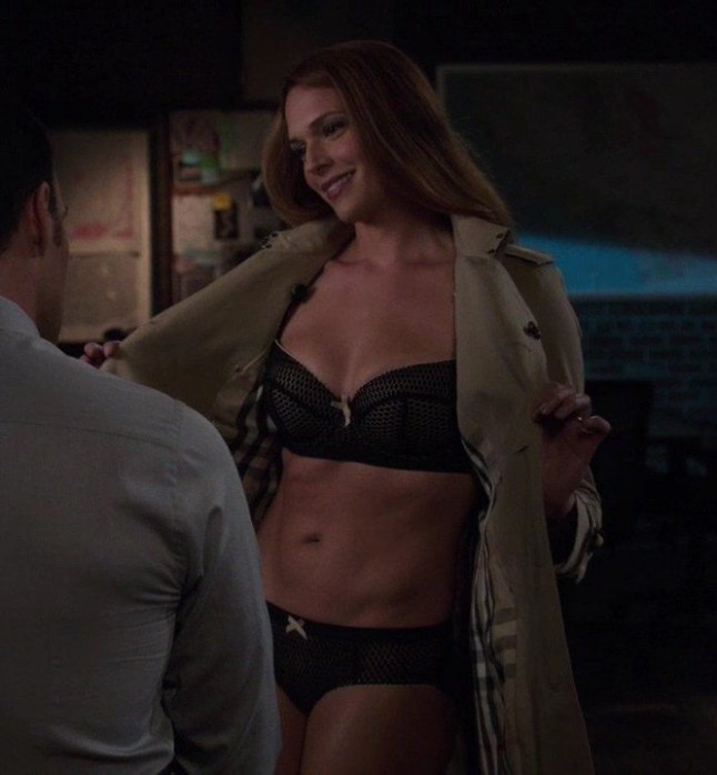 The mentalist sexiest scenes, top clips sexiest pics